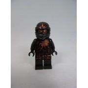 LEGO Ninjago NRG Cole Minifigure Black Ninja