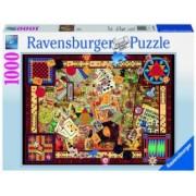 Puzzle Jocuri Antice 1000 Piese