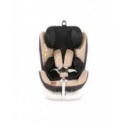 Lorelli Lusso SPS isofix autósülés 0-36kg - Beige&Black 2020