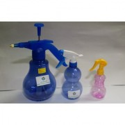 Combo of 3 PCs Hand Air Pressure Water Sprayer Garden Mist Sprayer Pump Bottles