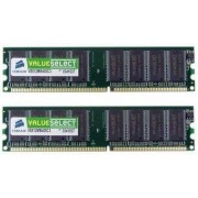 Memoria Ram DDR 1Gb / 400 Corsair ValueSelect