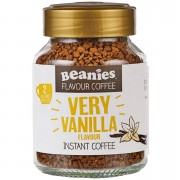 Beanies Flavour Co Beanies Very Vanilla Flavour Instant Coffee