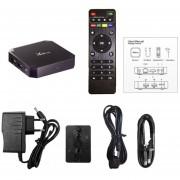 EW X96 Red TV Box 1GB +8GB Quad Core HDMI 4K*2K HD Smart configurar reproductor multimedia