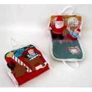 North American Santas Workshop Holiday Princess Playset
