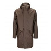Rains Regenjassen Alpine Jacket Bruin