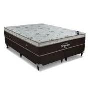 Colchão Ortobom Molas Pocket Sleep King Látex - Colchão King Size - 1,86x1,98x0,32 - Sem Cama Box