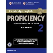 Cambridge English Proficiency 2 Student's Book with Answers with Audio: Authentic Examination Papers from Cambridge English Language Assessment, Hardcover/Victorian Association for Environmental