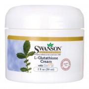 Swanson Krem z L-Glutation Setrią 59 ml