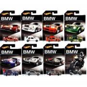 BMW Serie especial 100 aniversario 2016 de Hot Wheels