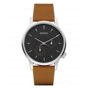 KOMONO Horloges Watch Winston double Subs Bruin