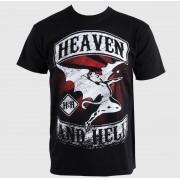 tricou stil metal bărbați Heaven & Hell PLASTIC HEAD 5619