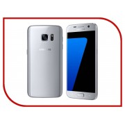 Сотовый телефон Samsung SM-G930FD Galaxy S7 32Gb Silver Titanium