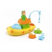 Smoby barcă de pescuit pentru copii Cotoons pentru vană 211123 colorat