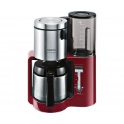Siemens TC86504 Koffiezetapparaten - Rood