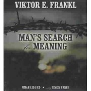 Man's Search for Meaning Lib/E by Viktor E Frankl