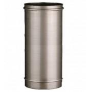 Tecnovis - jednoplášťová nerezová vložka FU0603 predľženie 500mm hr.0,6mm o160