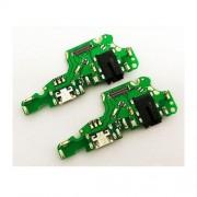 Banda Flex Placa Circuit Conector Incarcare Jack Audio Si Microfon Huawei Mate 10 Lite