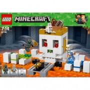 Lego Minecraft - La Calavera de la Lucha - 21145
