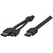 MANHATTAN eSATA+USB Cable (325318)
