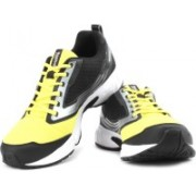 REEBOK Thrill Run Lp Running Shoes For Men(Black, Yellow)