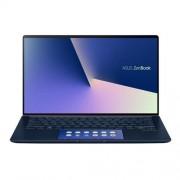 """ASUS Zenbook UX434FLC-A5498T Intel i7-10510U 14"""" FHD matny MX250/2GB 16GB RAM 1TB SSD WL BT Cam W10 modry, ScreenPad 2.0"""