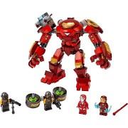 LEGO Super Heroes 76164 Iron Man Hulkbuster az AIM ügynök ellen