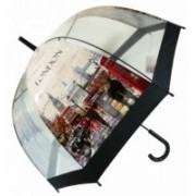 Deštník dámský vystřelovací holový Londýn 9142-2 9142-2