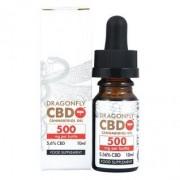 Dragonfly CBD Cannabidiol Oil 300mg 3.3% (10ml)