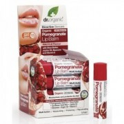 Dr. Organic bio gránátalma ajakbalzsam - 5.7 ml