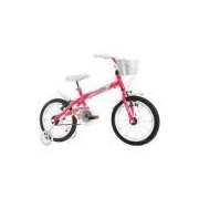 Bicicleta Monny C/Cesta Aro 16 Pink Track Bikes