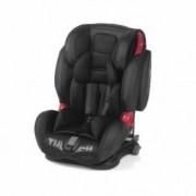 Be Cool Thunder Isofix - Seggiolino Auto 9 e 36 kg - Black Crown