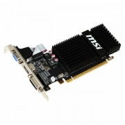 MSI Video Card AMD Radeon R5 230 GDDR3 2GB/64bit, 625MHz/1066MHz, PCI-E 2.1 x16, HDMI, DVI-D, VGA, Heatsink, Low-profile, Retail R5_230_2GD3H_LP