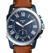 Ceas barbatesc Fossil Q FTW1147 Grant Hybrid Smartwatch 44mm 5ATM