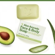 Avocado Face & Body Soap: saponetta Forever Living Products