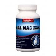 Pharmekal Cal Mag Zinc Tabletta 100 db