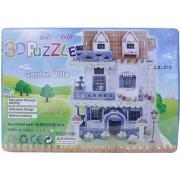 Toys Factory 3D Puzzle of Garden Villa