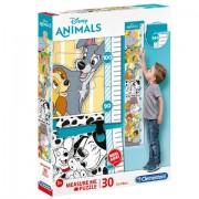 Puzzle Measure Me Disney Animals Clementoni 30 piese