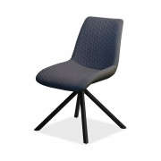 Atreve Krzesło obrotowe Eryk (ciemny szary)