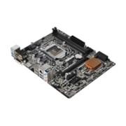 ASRock H110M-HDV/D3 Desktop Motherboard - Intel Chipset - Socket H4 LGA-1151