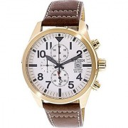 Citizen Analog White Dial Mens Watch-AN3623-02A