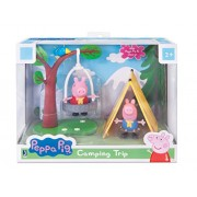 Peppa Pig Camping Fun Playtime Toy Playset