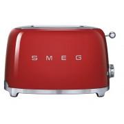 SMEG Tostadora SMEG Años 50 Rojo - TSF01RDEU 2 Rebanadas (950 W)