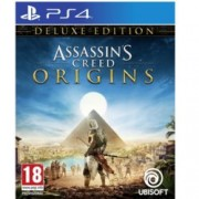 Assassins Creed Origins Deluxe Edition, за PS4