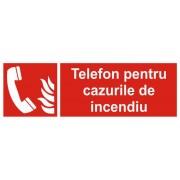 Telefon in Caz de Incendiu - A4 - M 3