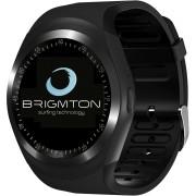 SMARTWATCH BRIGMTON BWATCH-BT7 BLUETOOTH NEGRO