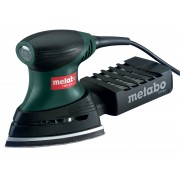Metabo FMS 200 Intec handpalm schuurmachine in koffer - 200W - 150x100mm