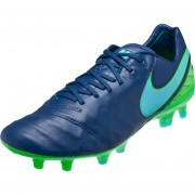 Zapatos Fútbol Hombre Nike Tiempo Legend VI FG-Multicolor