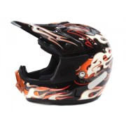 Capacete Cross MX-450 Reaper (Cores)