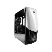 RaidMax Caja Gaming gama A18TW 12cm Ventilador Color Blanco USB 3.0