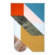 Kartell Tapis Kartell Carpet / 300 x 200 cm - Kartell multicolore en tissu